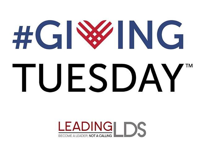 For those of you not familiar with LeadingLDS (@leading_lds), they are a nonprofit organization dedicated to making better lay leaders in the church. For #givingtuesday, they're doing a 24 webithon to interview leaders in every time zone on the planet to raise awareness of their mission. @Weseggett will be interviewed with his wife during the webithon, too! The webithon starts soon at LeadingLDS.com, so head on over and check it out!
