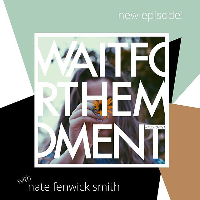 "We're back! 🙌🏼 This time with Nate Fenwick Smith of the band Wait for the Moment. 🎸🎤 In this episode, Nate shares his most meaningful quotes from the October 2017 #ldsconf and opens up about his career, his struggles, and the faith that keeps him going. 🙏🏼 Be sure to check out his band's new album, ""Visionaries""!"