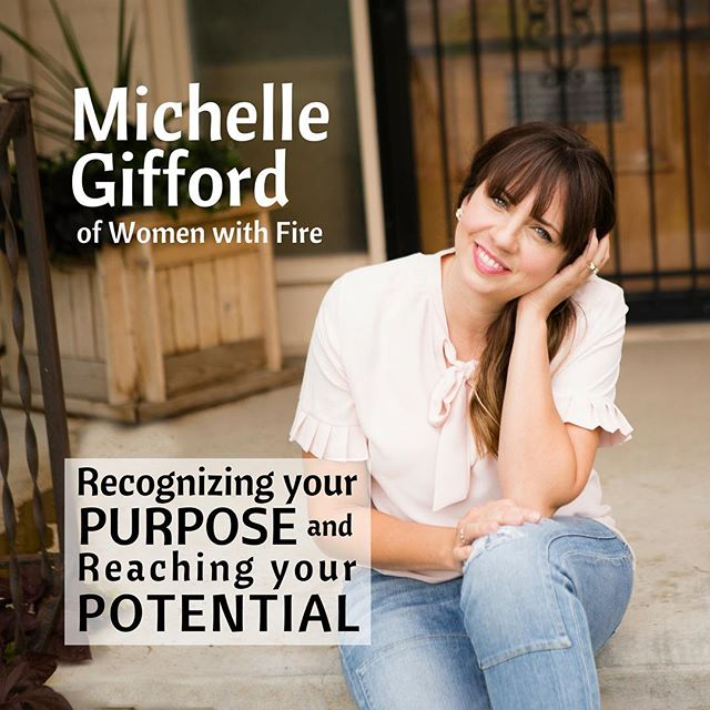 "🎉New Episode!!!🎉 Michelle Gifford from @thewomenwithfire shared with us her thoughts on Elder Pingree's talk ""I Have a Work for Thee,"" from the October 2017 General Conference. As a woman with fire herself, Michelle talks about how she balances five different projects, family life, and her other responsibilities. Her insights about helping women find purpose in their lives are incredibly inspiring, and you'll leave this interview with a few tips on exactly how to get started. Be sure to check out their podcast for more incredible stories of people putting all kinds of shoulders on all kinds of wheels!"