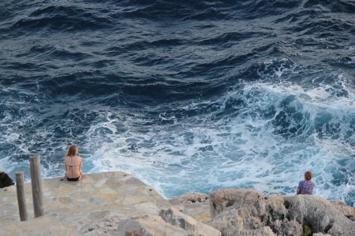 The seaside beckons