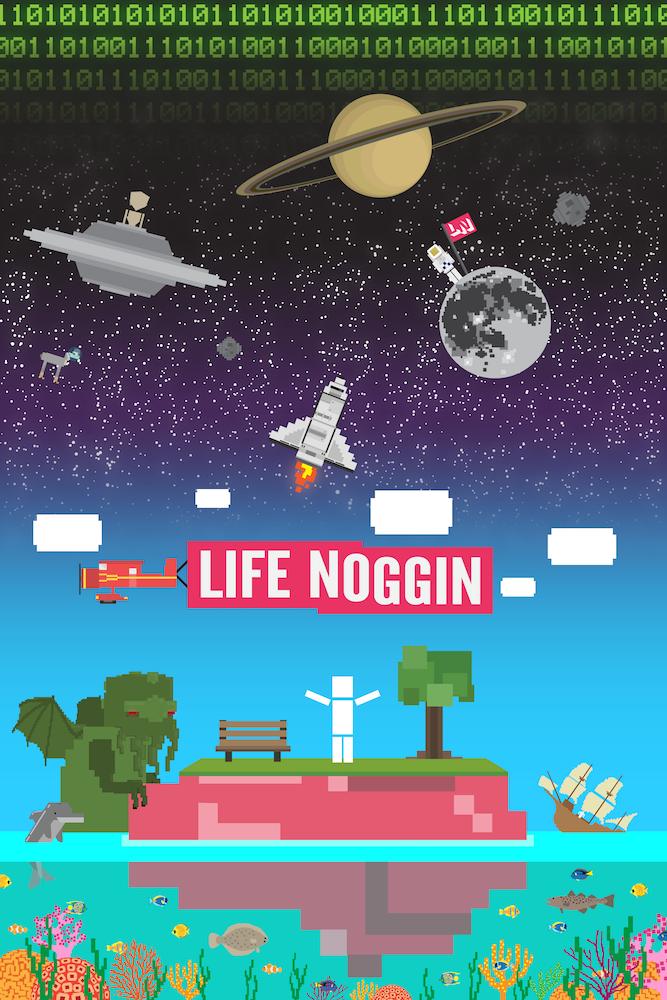 LIFE NOGGIN    (2018)