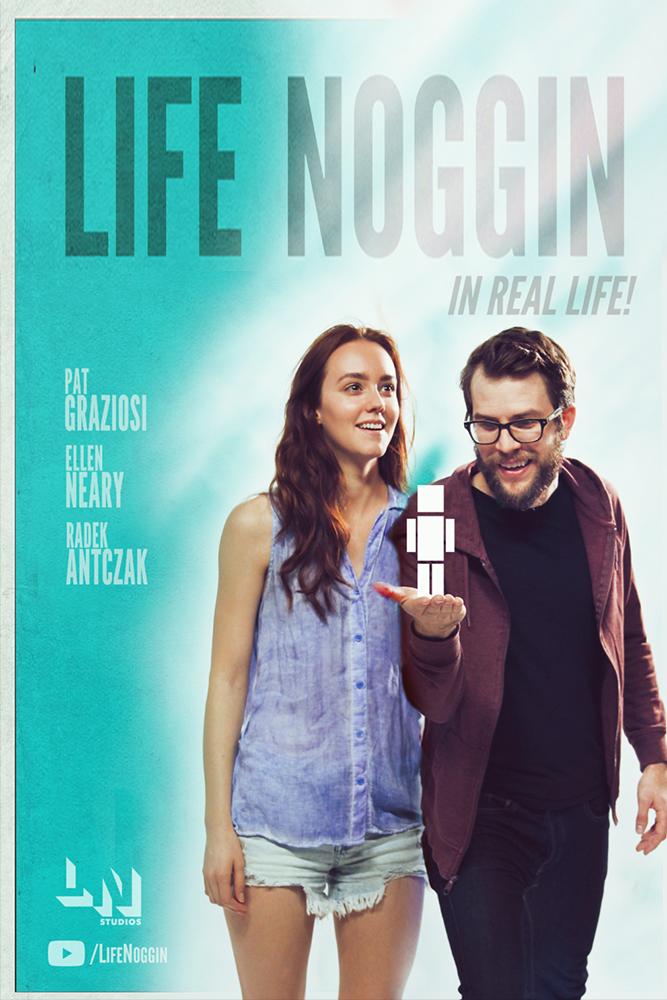 LIFE NOGGIN: IN REAL LIFE   (2017)