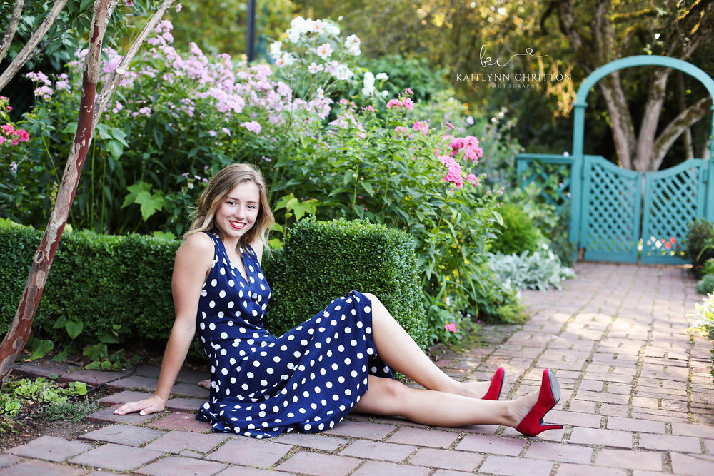 Kaitlynn Chritton Photography » Senior Photography » High School Seniors