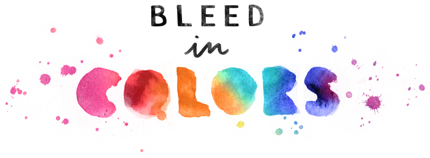 Bleed in Colors
