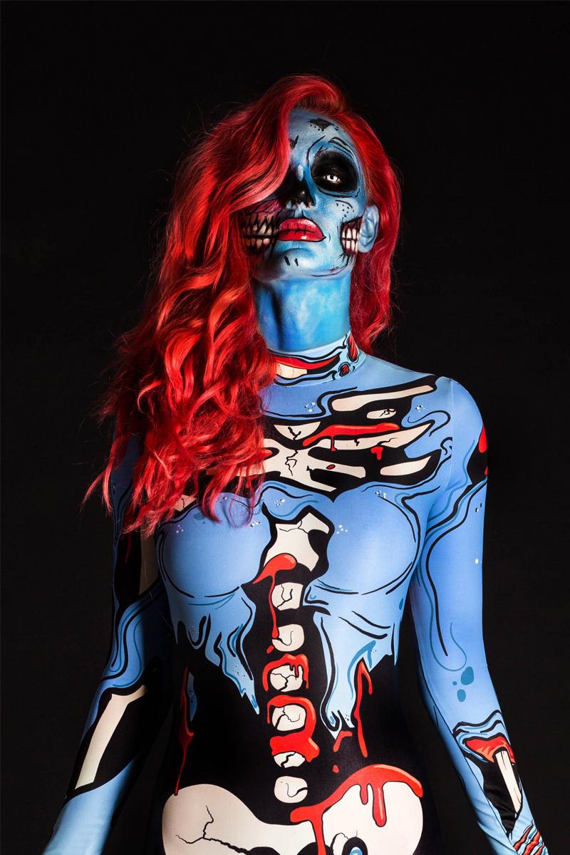 Womens Zombie Costume