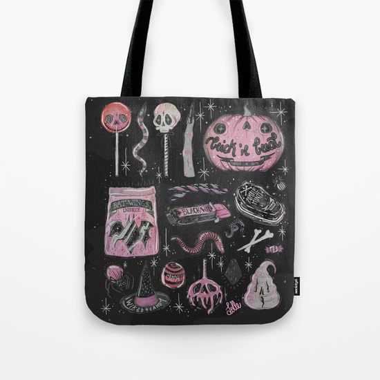 Trick 'r Treat  Tote by LOll3