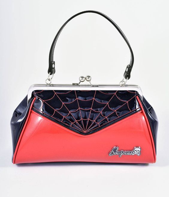 Spiderweb Backseat Baby Handbag