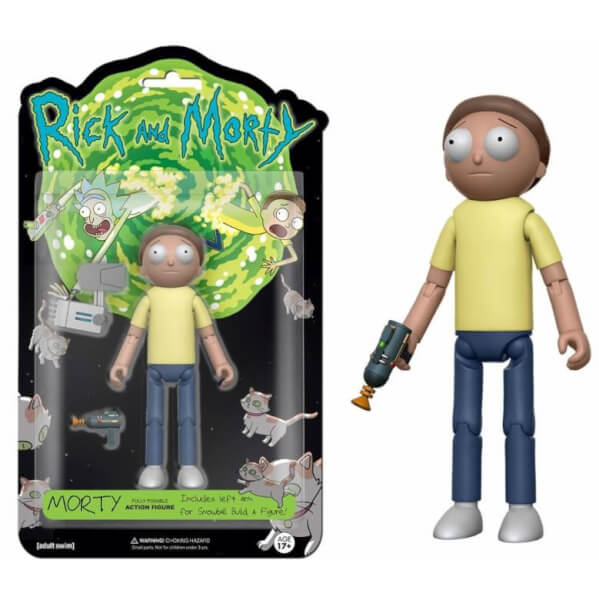 Morty Articulated Action Figure