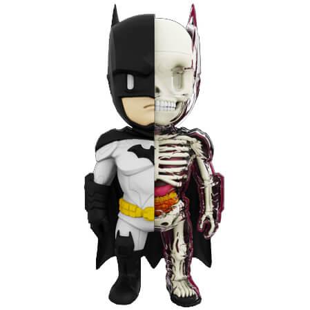 DC Comics 4D XXRAY Batman Figure