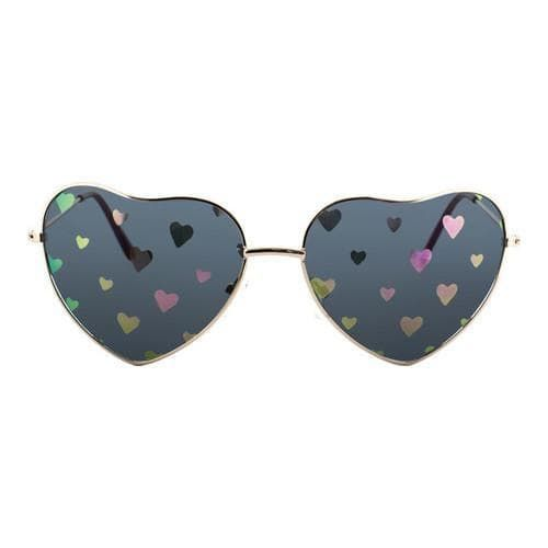 Women's SWG Love Fest Heart Shaped Sunglasses