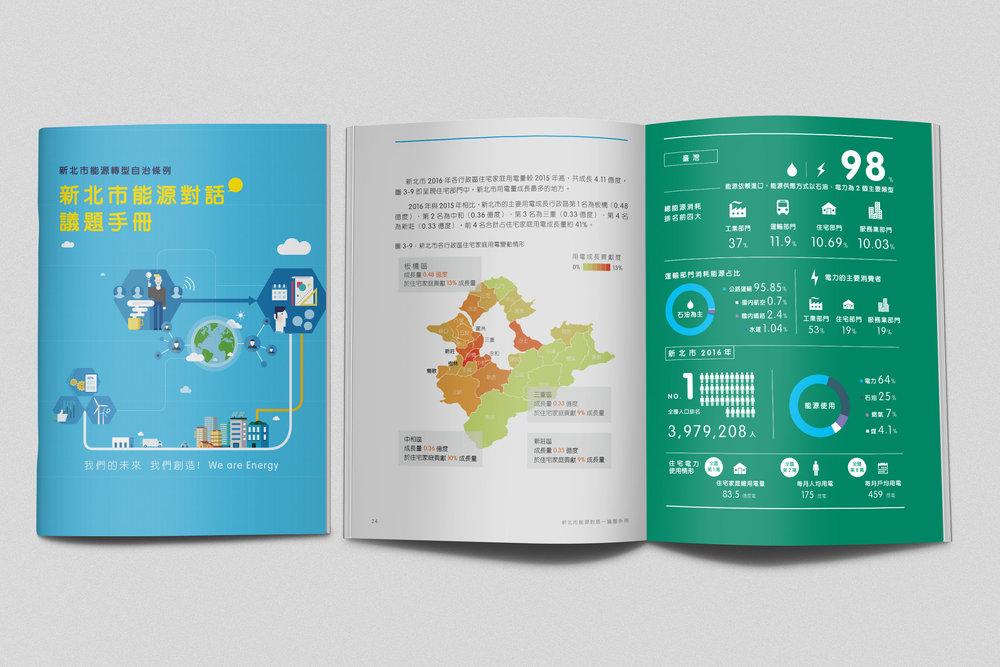 新北市能源對話議題手冊 - 想了解更多能源議題,請由下方點選下載,一起關心我們城市的能源議題!