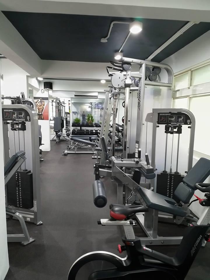 阿爾琺體適能訓練中心