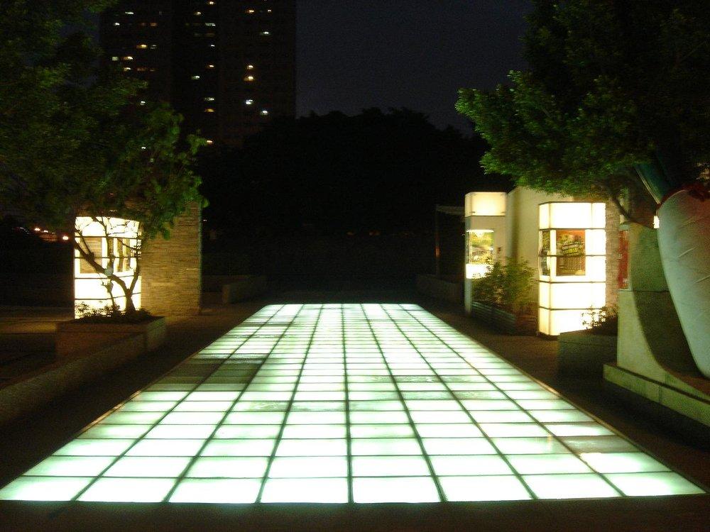 仁愛公園星光大道20100223.JPG