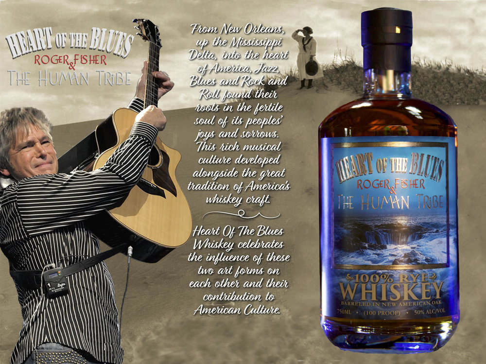 Heart Of the Blues Whiskey