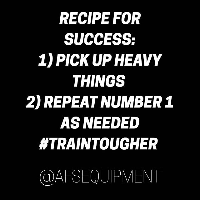 Lift heavy and lift often. #TRAINTOUGHER . . . #wod #weightlifting #crossfitgirls #powerlifting #crossfitter #crossfitgames #squat #squats #reebok #calisthenics #lift #snatch #crossfitlife #deadlift #mma #crossfit #instafit #abs #muscle #strong #gymlife #cardio #deadlifts #powerlifting #strongman