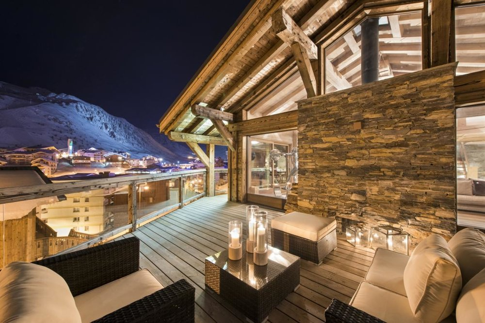 One of Tignes' mostprestigious properties -