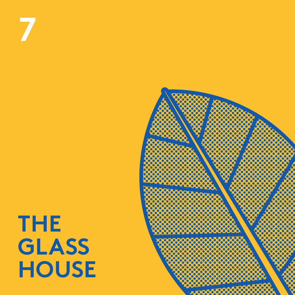 <strong>THE GLASS HOUSE</strong><br>A vegetarian take over of moreish morsels<br> and cocktails from the garden<br><br>