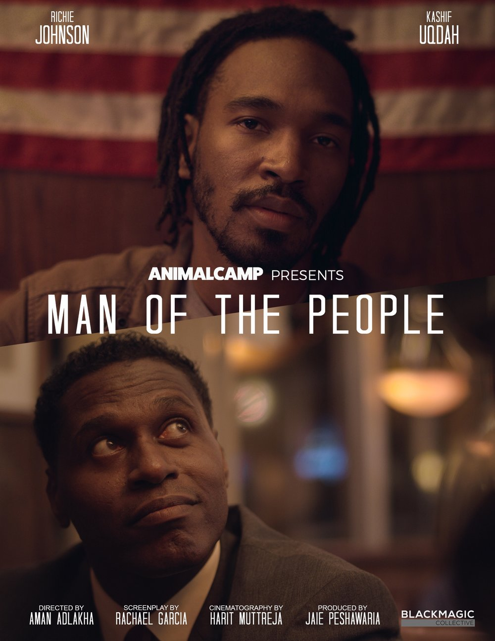 Man of the People - Two Brothers reunite after years estranged to reveal dark secrets about their past that could come to define their future.