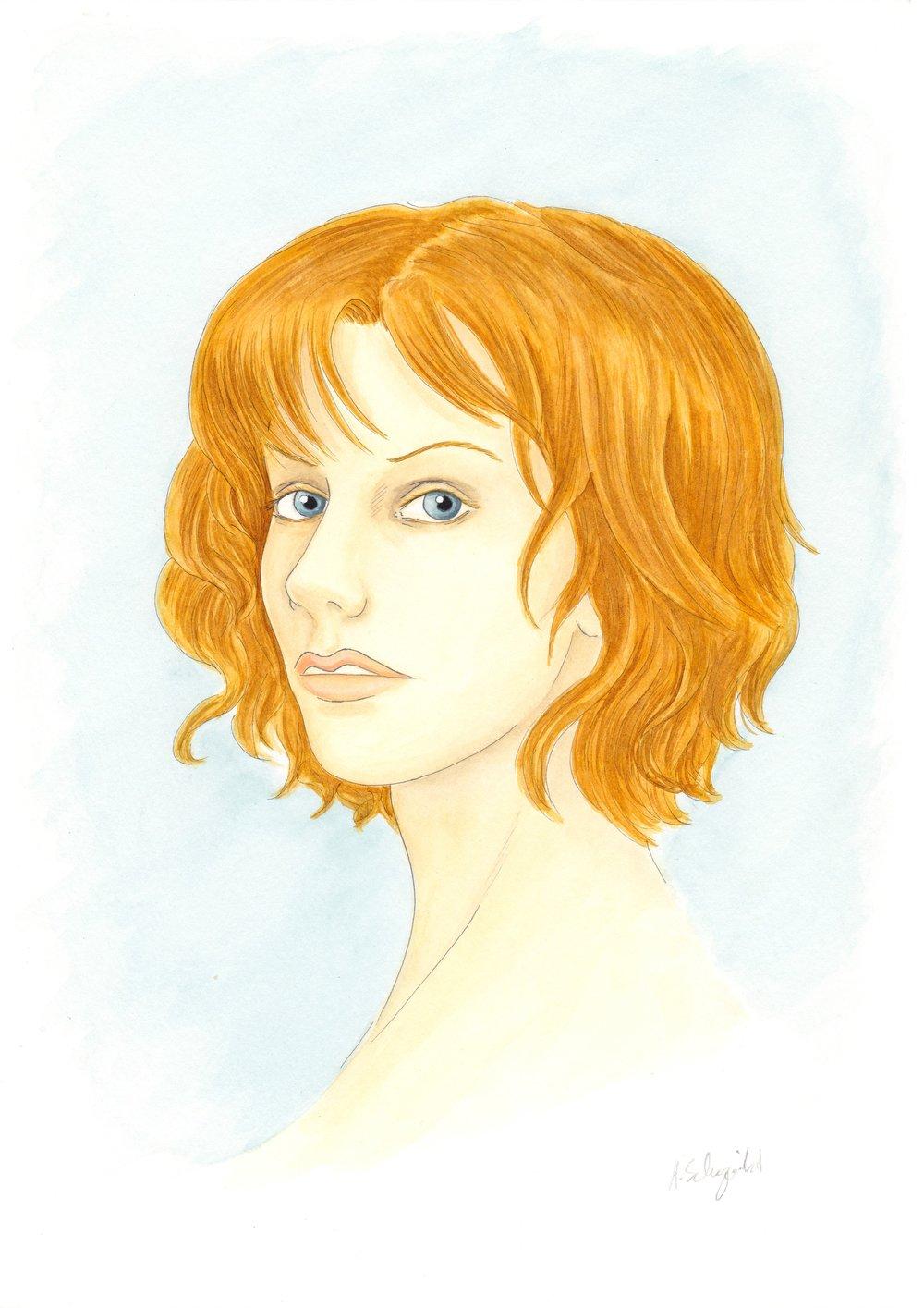 Redhead ink portrait - Alison Schofield.jpg