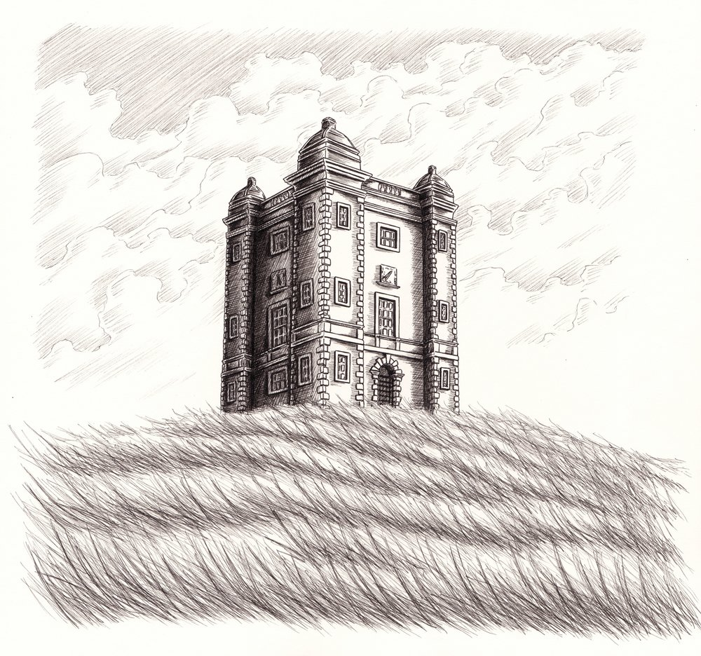 The Cage - Lyme Park, Cheshire