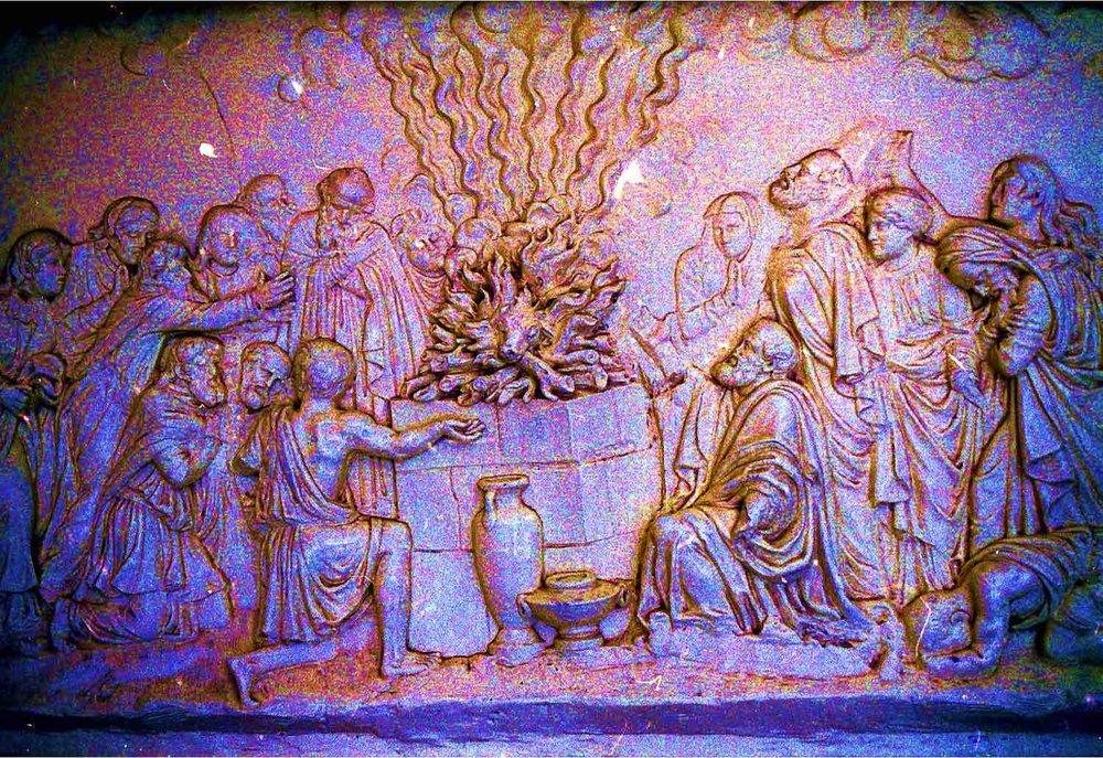 StrengthsFinder Sinagpore - Elijah - Calling down Fire.jpg