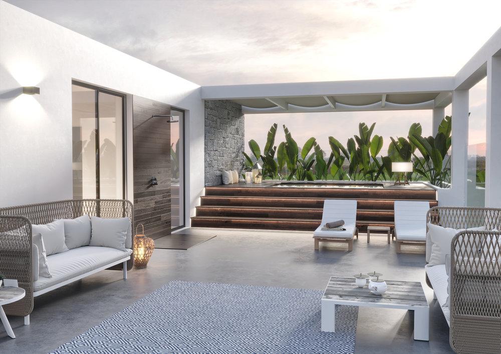 Penthouse Project Sra.da Rocha