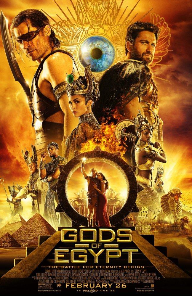 GODS EGYPT