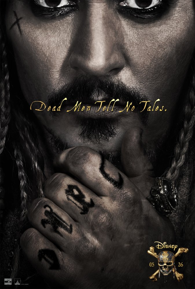 Pirates of the Caribbean - Dead Man Tale No Tales