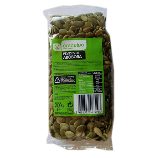 PUMPKIN SEEDS 200GR