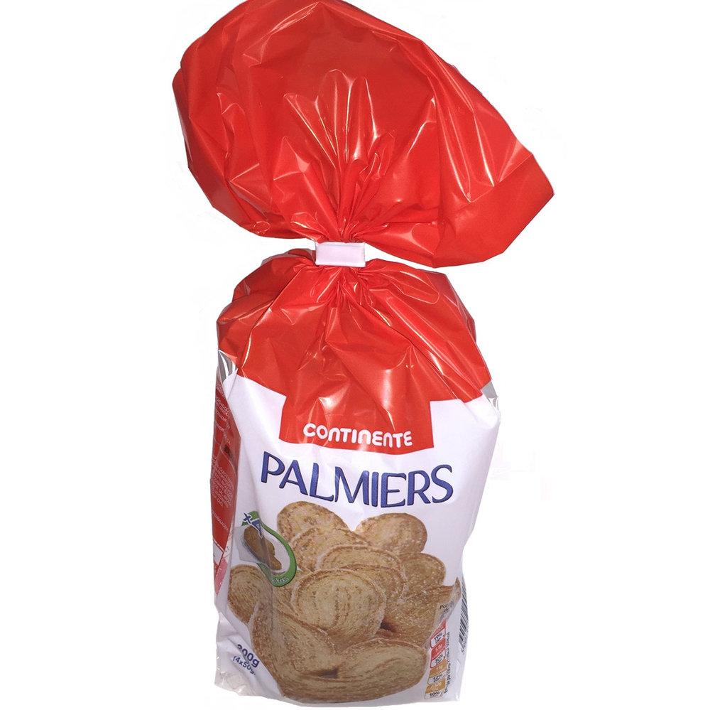 PALMERS CONTINENTEBAGS 50GR*4UN