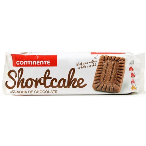 CHOCOLATE  SHORTCAKE CNT  178GR