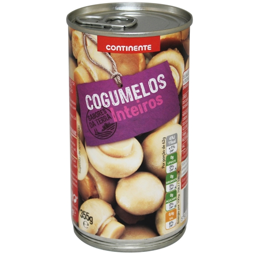 MUSHROOMS CONTINENTE	   355GR