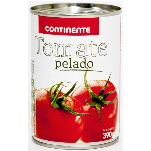 WHOLE	   PEELED TOMATOES	   CNT	   390GR