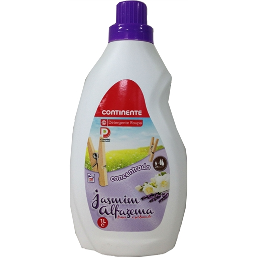 CONCENTRATED DETERGENT LAVENDER/JASMINE CONTINENTE
