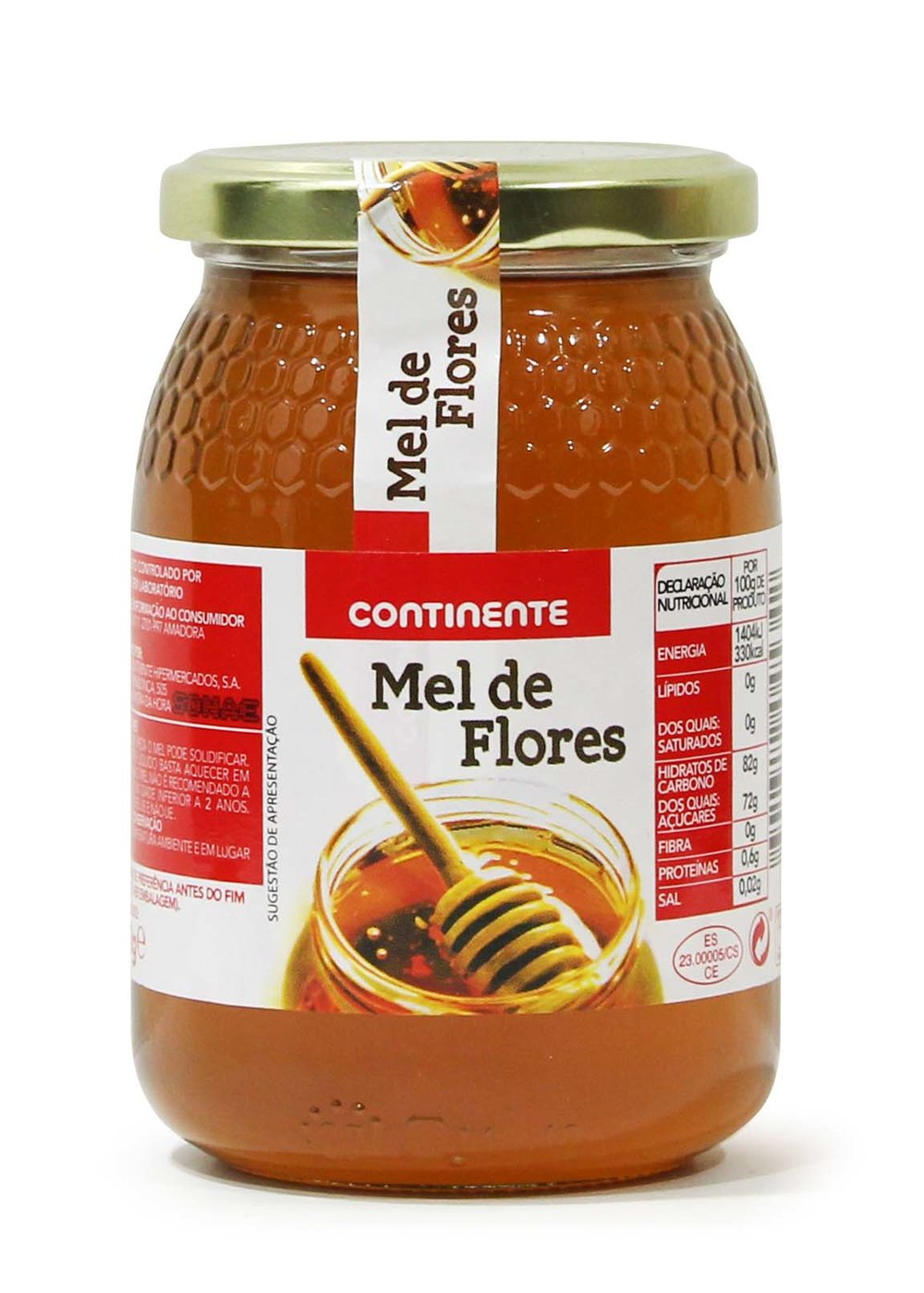 """1000 FLOWERS"" HONEY CNT 500GR"