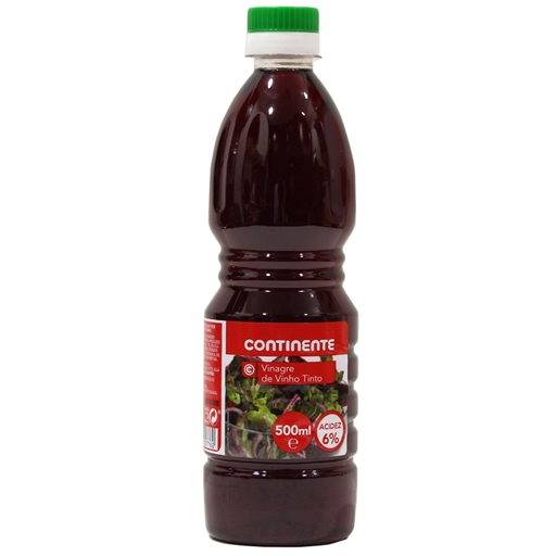 RED	   WINE	   VINEGAR CONTINENTE	   50CL