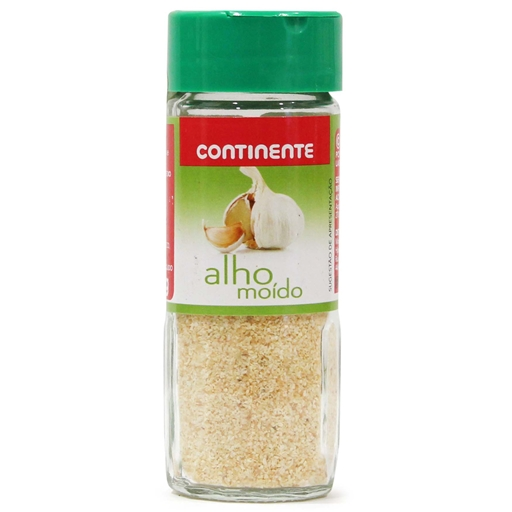 GROUND	   GARLIC CONTINENTE	   60GR
