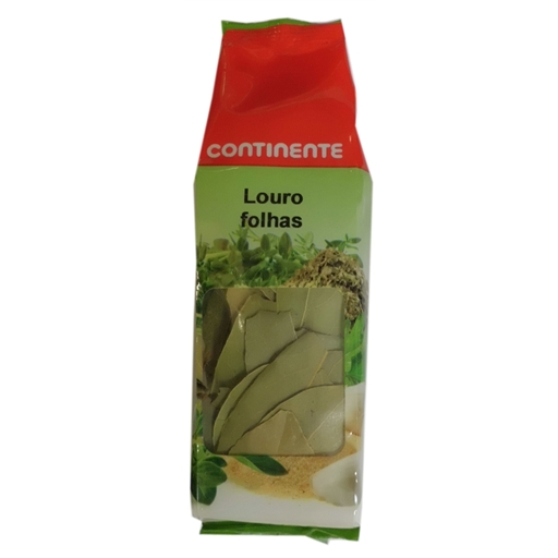 BAY	   LEAVES CONTINENTE BAG	   10GR