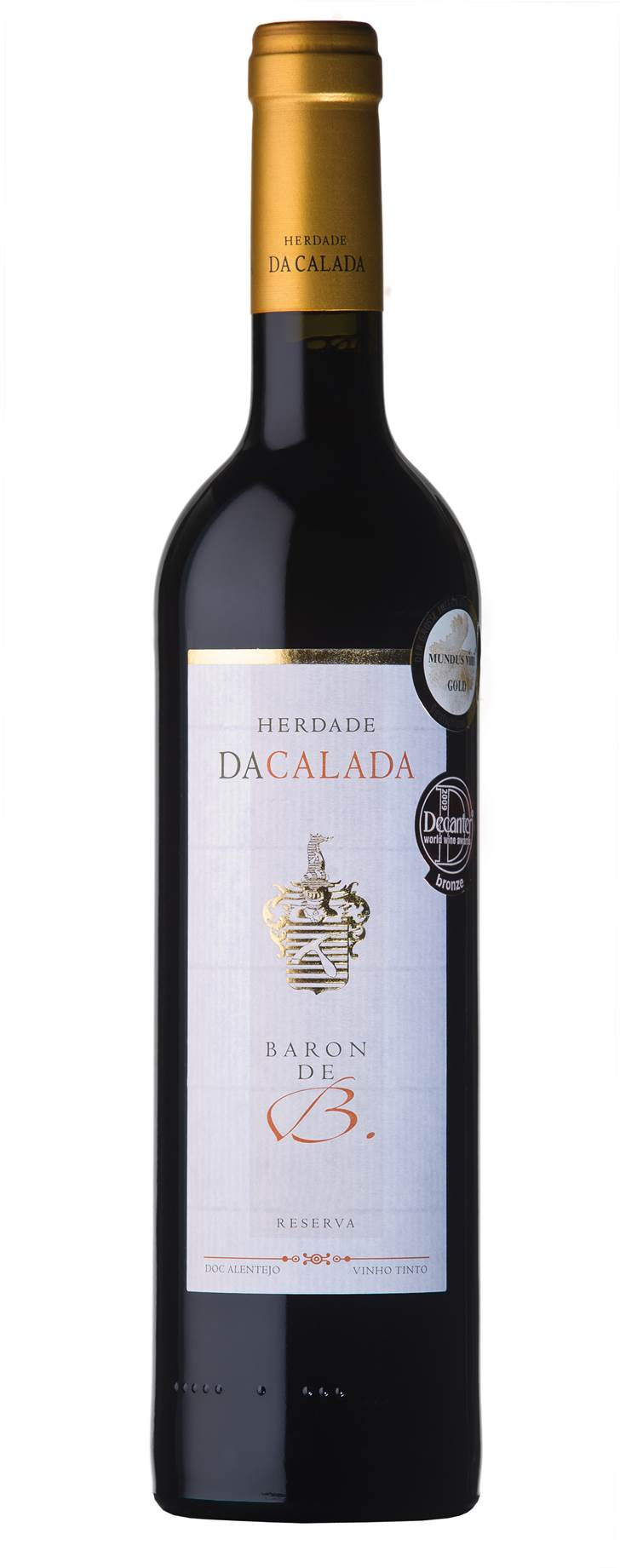 Copy of BARON DE B RESERVA DOP ALENTEJO RED