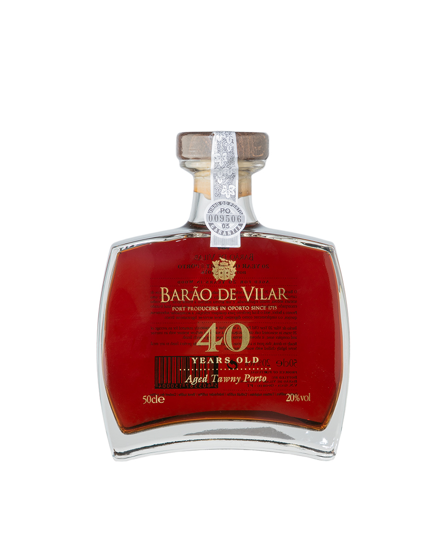 Copy of BARÃO DE VILAR 40 YEARS OLD 50cl CALLISTO