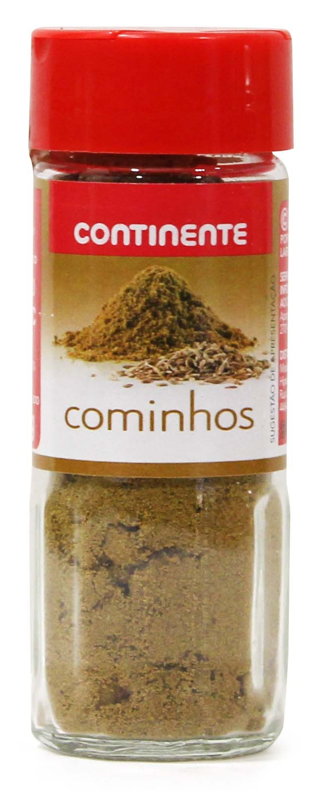 GROUND	   CUMINS CONTINENTE	   45GR