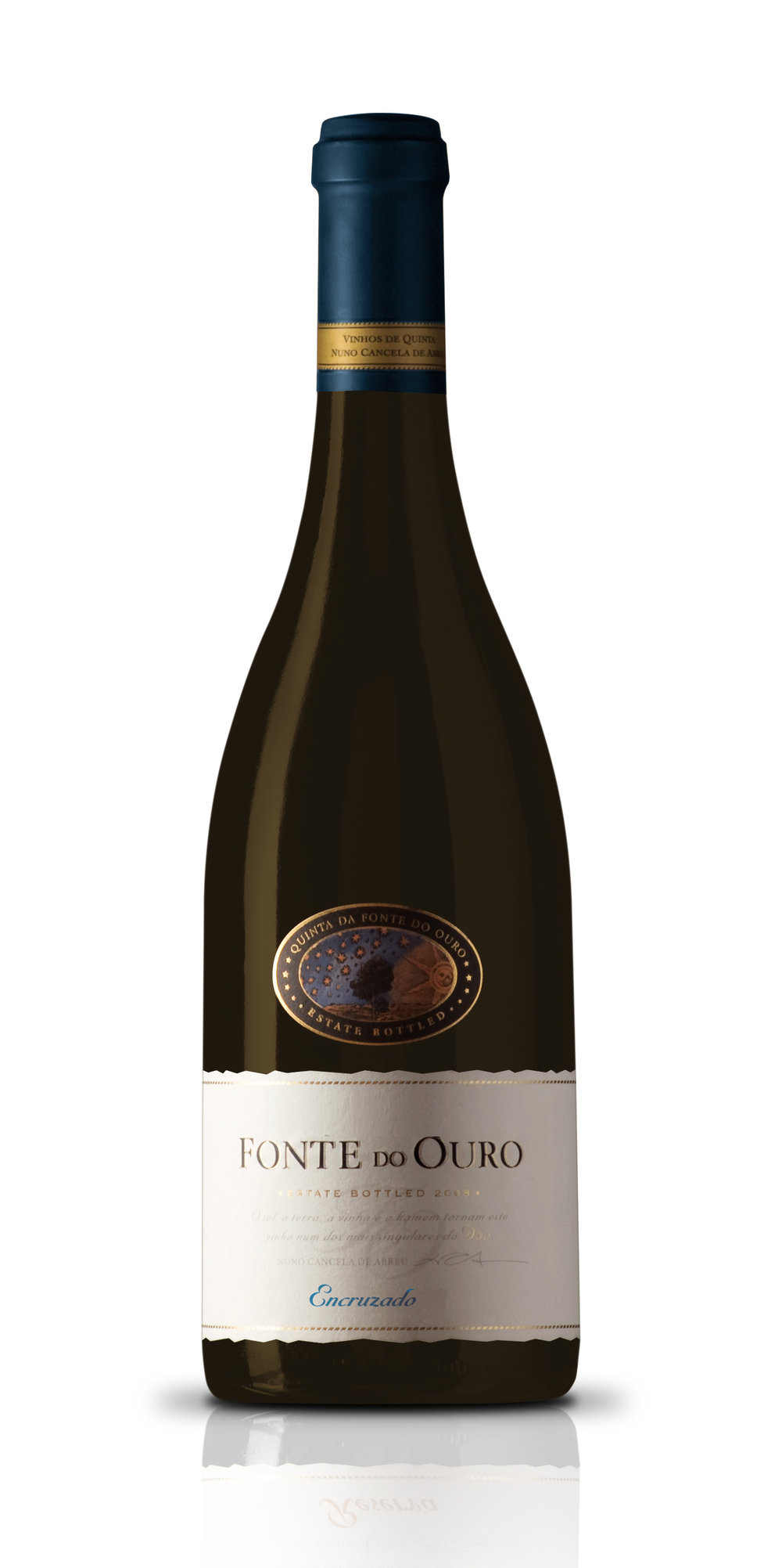 Copy of QUINTA FONTE DE OURO ENCRUZADO WHITE