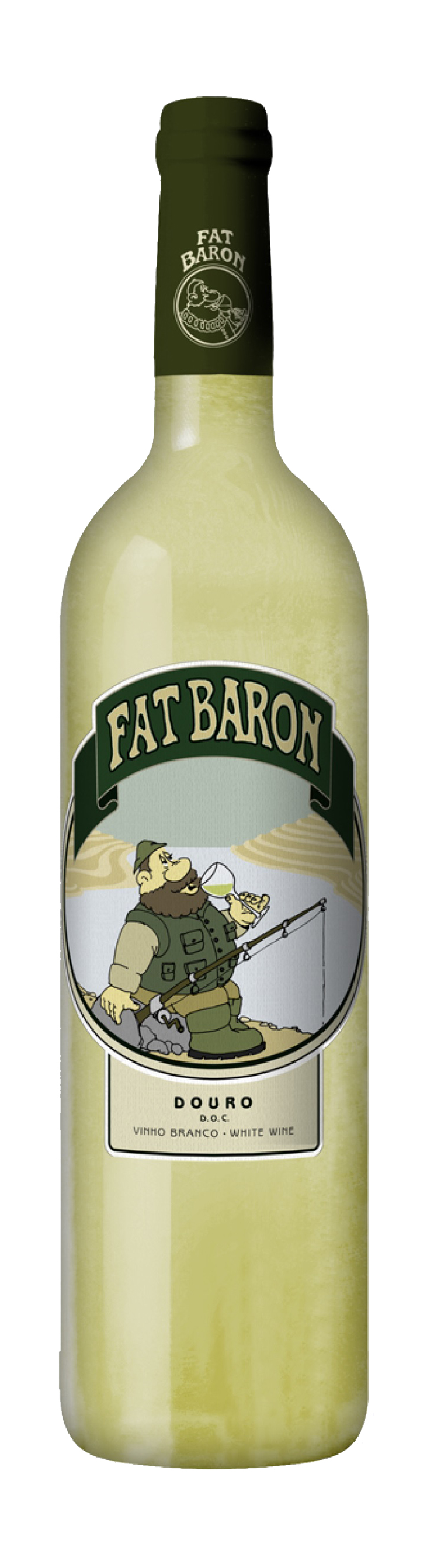 Copy of FAT BARON WHITE