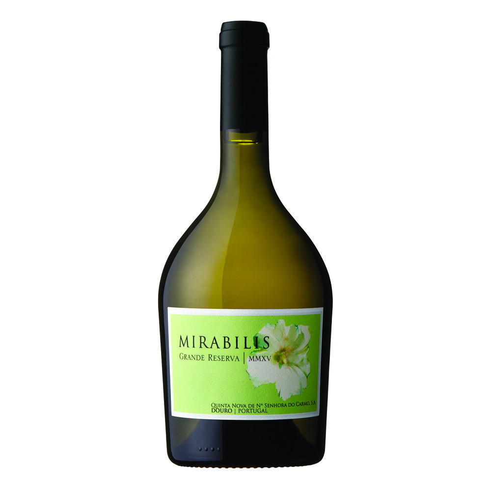 Copy of MIRABILIS GRANDE RESERVA WHITE D.O.C  2015