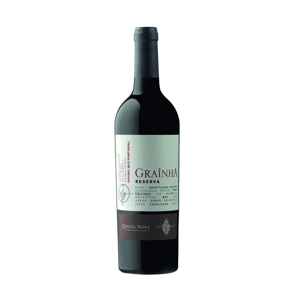 Copy of GRAÍNHA RESERVA RED 2014