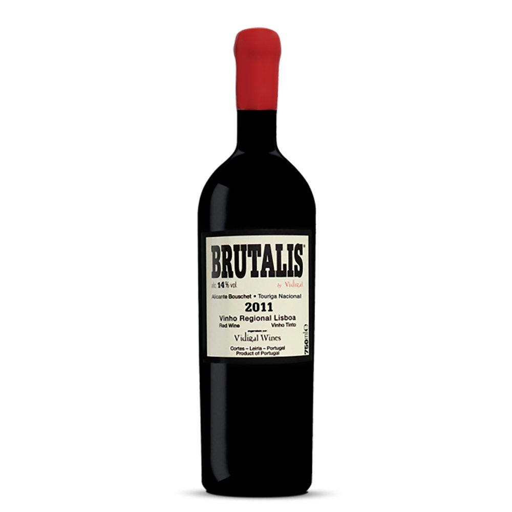 BRUTALIS RED
