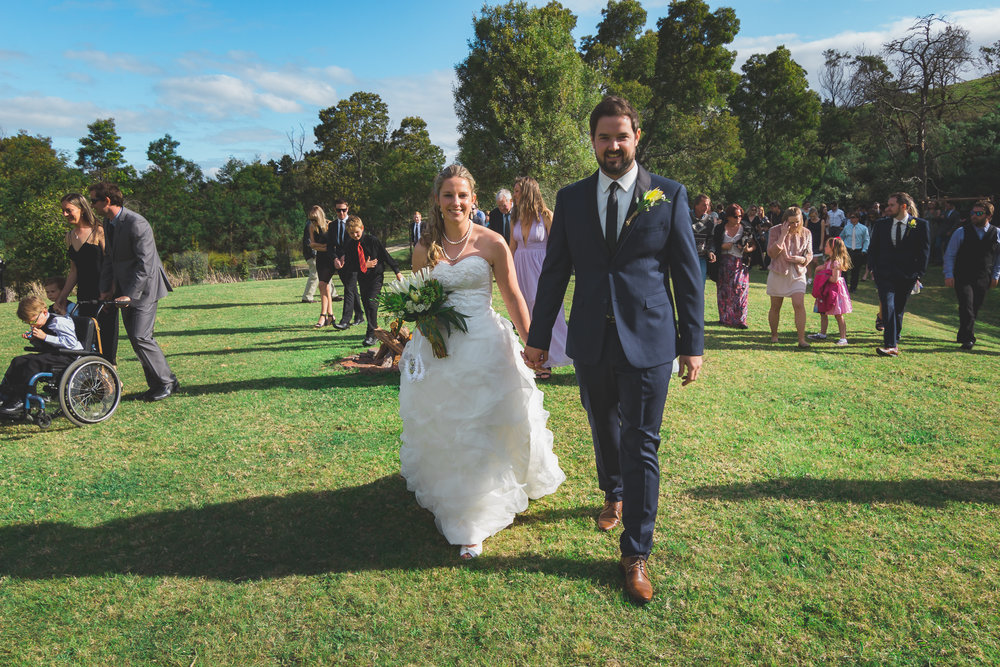 Michelle & Craig ,Gippsland/Victoria