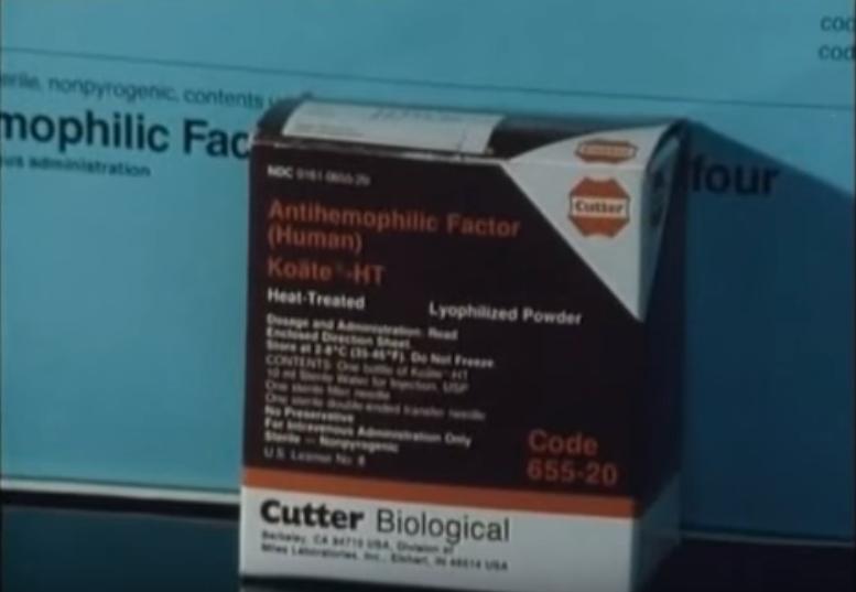 Bayer / Cutter Factor VIII - Koate