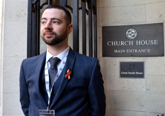 Jason Evans - Investigator and Founder of Factor 8 - The Independent Haemophilia Group.