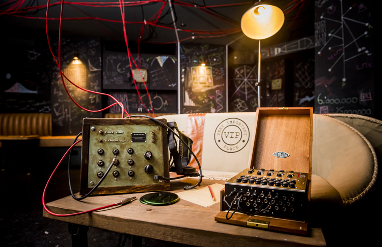 Bletchley Escape Room